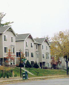 Picture of condominiums