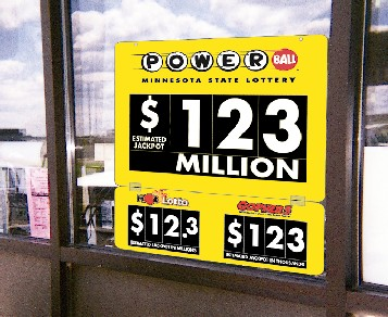 In 2002, the Minnesota State Lottery spent close to two-thirds more of ...